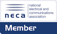 NECA: National Electrical Contractors Association Member