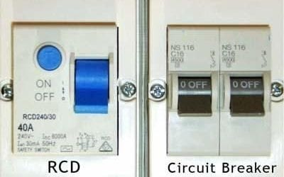 How To Test Your RCD / Safety Switch To Keep Your Family Safe!