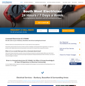 South West Electrician Licensed Electrician